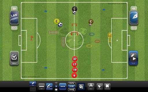 TacticalPad: Coach's Whiteboard, Sessions & Drills  Screenshots 11