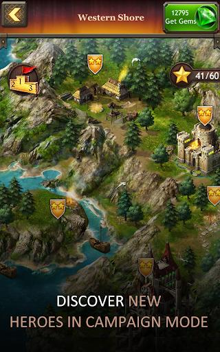 Kingdoms of Camelot: Battle  screenshots 5