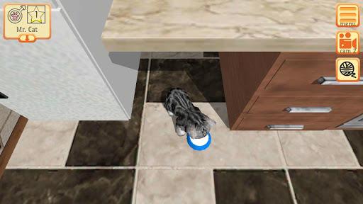 Cute Pocket Cat 3D - Part 2 1.0.8.5 screenshots 2