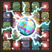 Glyph of Maya - Match 3 Puzzle