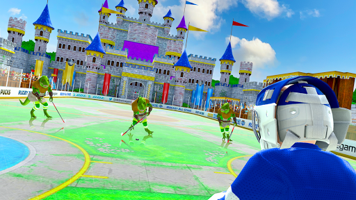 Arcade Hockey 21 android2mod screenshots 4