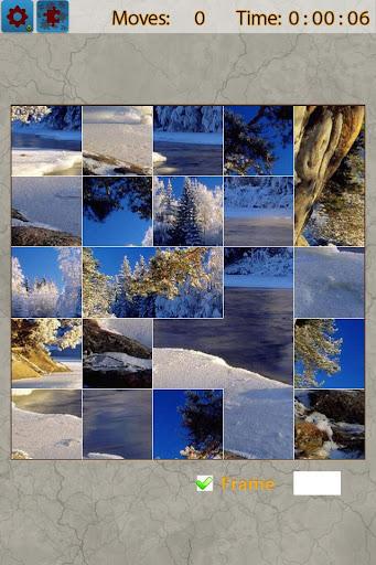 Snow Landscape Jigsaw Puzzles  screenshots 3