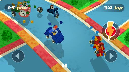 Pixel Car Racing - Voxel Destruction 1.1.2 screenshots 4