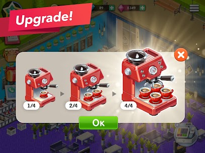 Download My Cafe Recipes & Stories Mod Apk [Unlimited Money/Coins] 3