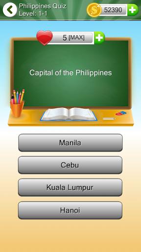 Philippines Quiz  screenshots 10