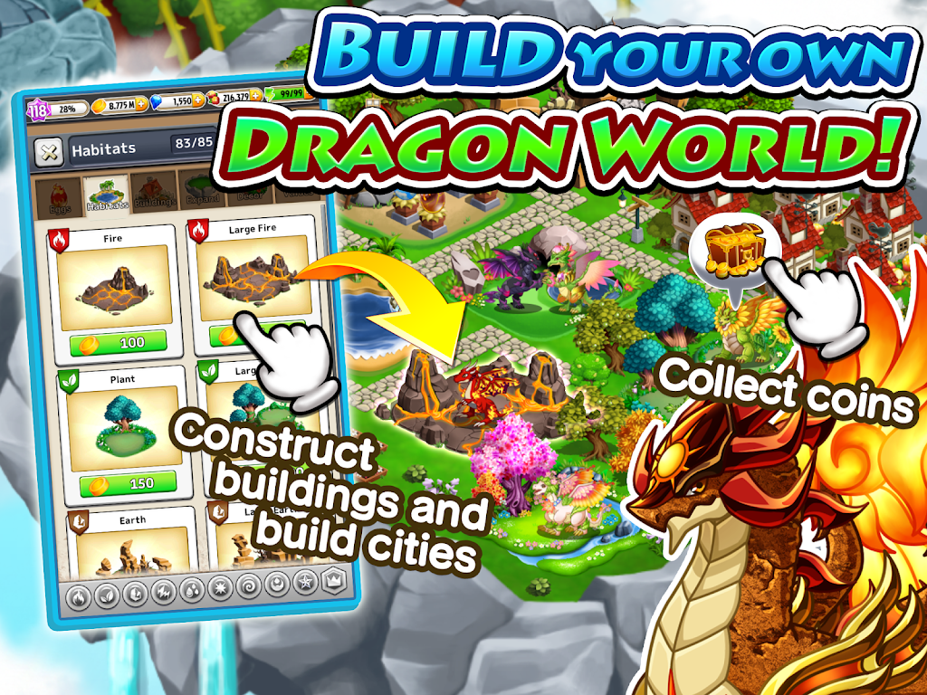 Dragon x Dragon  poster 11