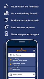 MTA eTix Apk 1