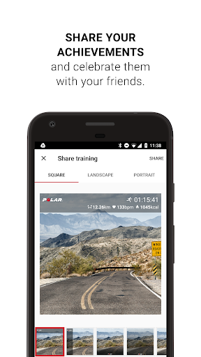 Polar Flow u2013 Sync & Analyze android2mod screenshots 7