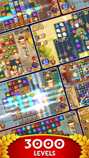 Jewels of Rome: Gems and Jewels Match-3 Puzzle  screenshots 6