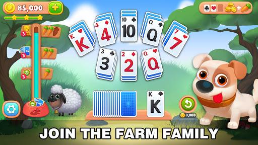 Solitaire Farm: Classic Tripeaks Card Games  screenshots 6