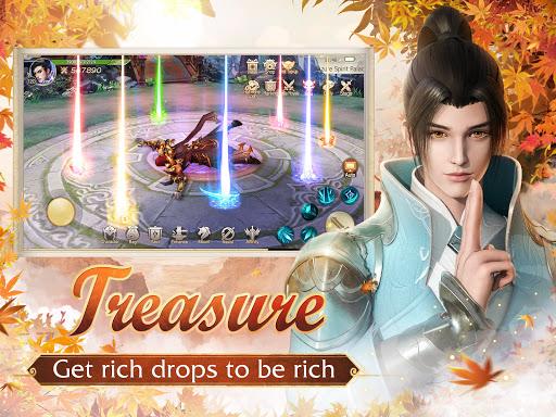 Jade Sword apktreat screenshots 2
