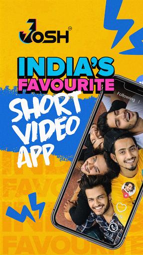 Josh: Short Videos App - Watch For Free apktram screenshots 5