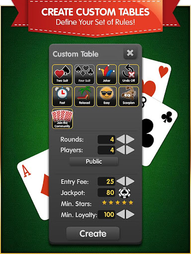 Spider Solitaire (Free, no Ads) 1.1.2 screenshots 11