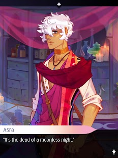 The Arcana: Mystische und Interaktive Love Story Screenshot