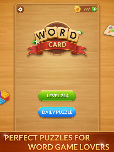 Word Card: Fun Collect Game apkslow screenshots 7