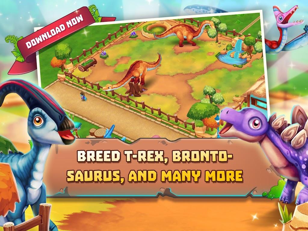 Dinosaur Park – Primeval Zoo  poster 10