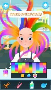 Hair salon games : Hair styles and Hairdresser 1