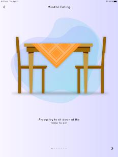 Autism Food Coach - Eat slowly, enjoy food Screenshot