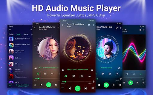 Music Player - Bass Boost, MP3 android2mod screenshots 9