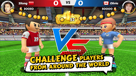 Mobile Football MOD APK 2.0.10 (Ads Free) 3