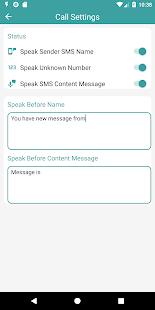 Caller Name Announcer -  SMS, Notification Talker