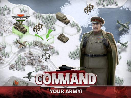 1941 Frozen Front - a WW2 Strategy War Game  screenshots 6