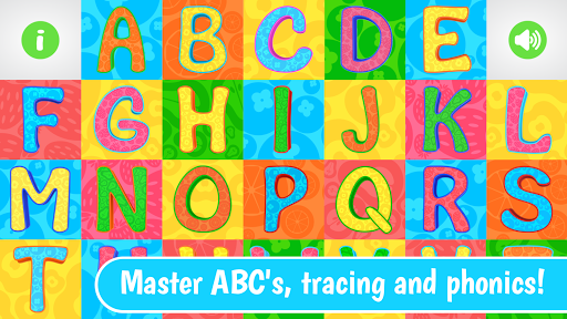 ABC u2013 Phonics and Tracing from Dave and Ava 1.0.39 screenshots 1