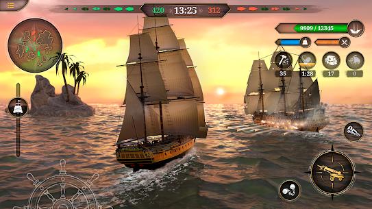King of Sails: Batallas navales 1