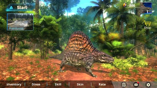 Dimetrodon Simulator screenshots 1