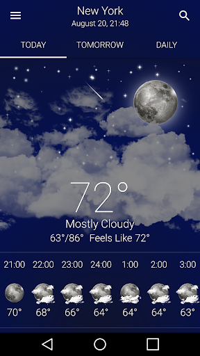 Weather US 212 Screenshots 2
