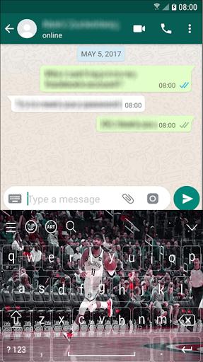 kyrie irving nets keyboard nba 2k20 for lovers screenshot 2