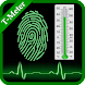 Body Temperature Tracker - Fever Thermometer Log