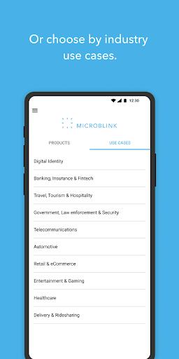 Microblink Vision  Screenshots 2