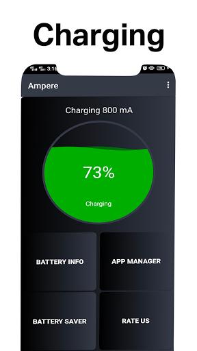 Ampere Meter - Fast Charging screenshots 1