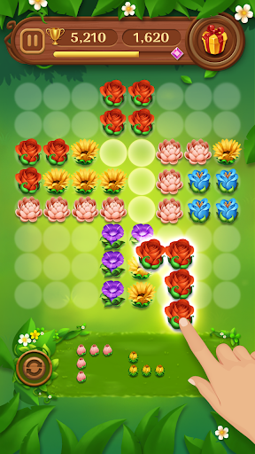 Block Puzzle Blossom 63 screenshots 3