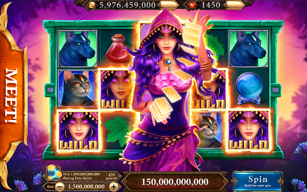 Scatter Slots - Slot Machines poster 13