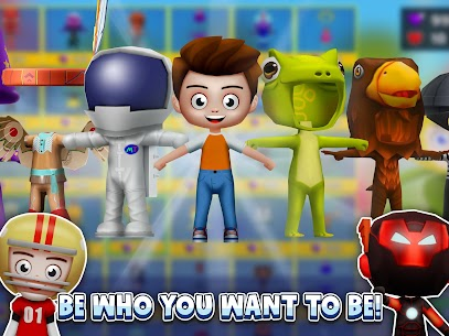 My Town World: 3D Mini Games for Kids 10