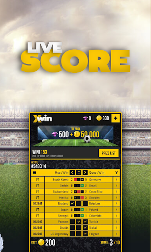 Xwin: Win the Prediction Game apkpoly screenshots 7