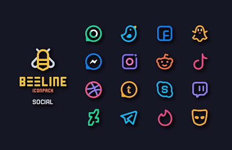 BeeLine Icon Pack v1.9 (Patched) 3