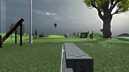 Rocket Golf 6.3 screenshots 4