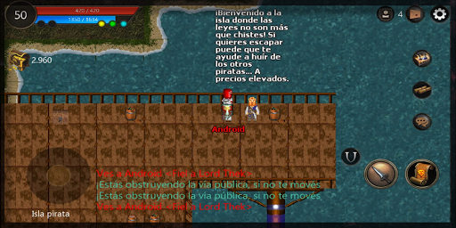 FuriusAO MMORPG  screenshots 1