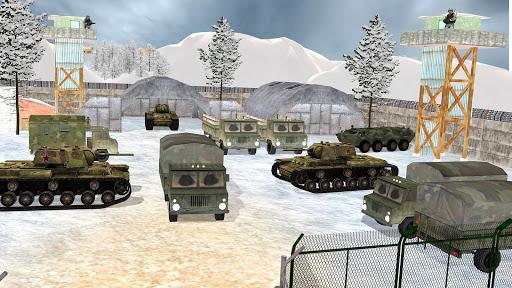 Off-road Jeep Drive-Winter Season Simulator 1.7 screenshots 5