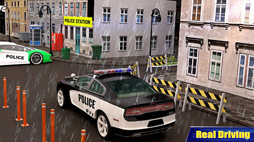 Police Super Car Challenge: Free Parking Drive 1.6 screenshots 7