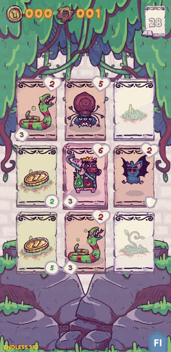 Card Hog - Rogue Card Puzzle 1.0.132 screenshots 9