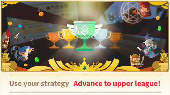 Image For Merge Tactics: Kingdom Defense Versi 1.2.4 8