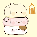 Sticky Note Cute Characters