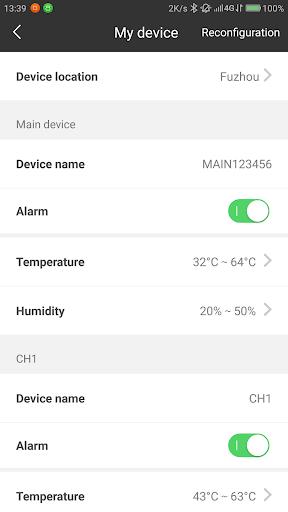 WeatherSense 1.3.55 Screenshots 4