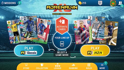 Panini FIFA 365 AdrenalynXL™  screenshots 1