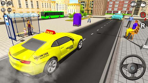 Taxi Mania 2019: Driving Simulator ud83cuddfaud83cuddf8 1.5 screenshots 11