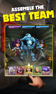 Dungeon Monsters Mod Apk (1 Hit Kill/No Ads) 3